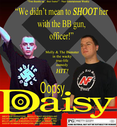 ZOG INTERNATIONAL FILMS present OOPSY DAISY