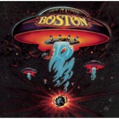 The legendary first Boston album