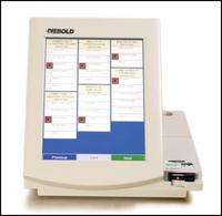 Diebold electronic voting machine