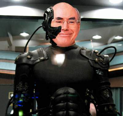 I am Little Johnny of Borg. You will be assimilated.