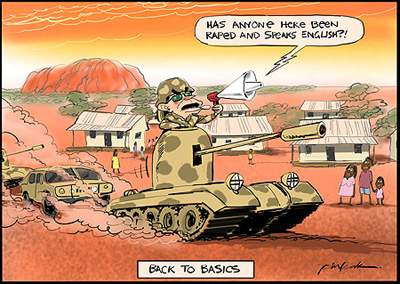 image: Bill Leak for The Australian