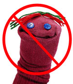 no sockpuppets!