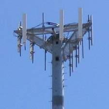 cellular telephone tower
