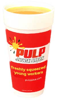 Don't get squeezed by Pulp Juice
