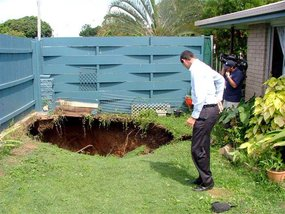 the mystery hole! (image: ABC)