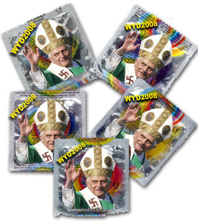 NEW! With pope-hat reservoir tip!